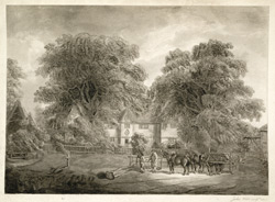 Gastlings Manor farm, Beds. 1793